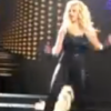 Britney Spears' Hair Piece Falls Out During Vegas Routine–Watch the Video