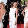 Show Time For The Models! Karlie Kloss, Bar Refaele and Doutzen Kroes Stun The Opening Ceremony Of The 68th Cannes Film Festival