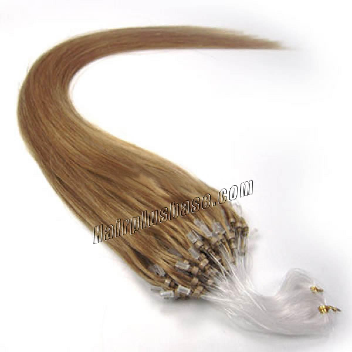 What do you know about micro loop hair extension 16 inch 16 golden blonde micro loop human solutioingenieria Images