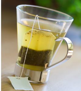 GREEN TEA FOR TEA BAG