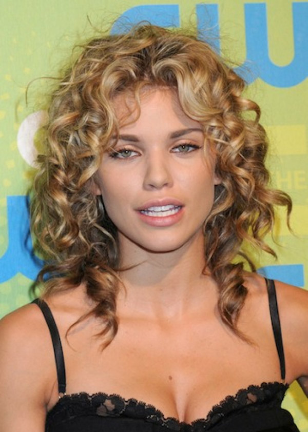 10 Hot Curly Hairstyles In 2014