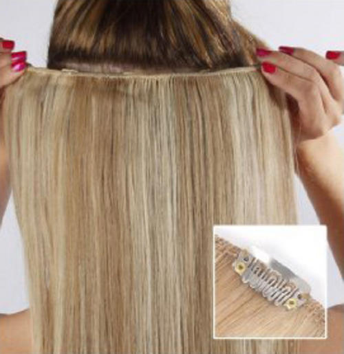 human hair extensions clip in � quality hair accessories
