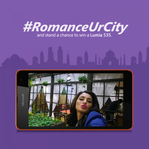 Romance Your City And Stand A Chance To Win Lumia 535 MaalfreeKaa