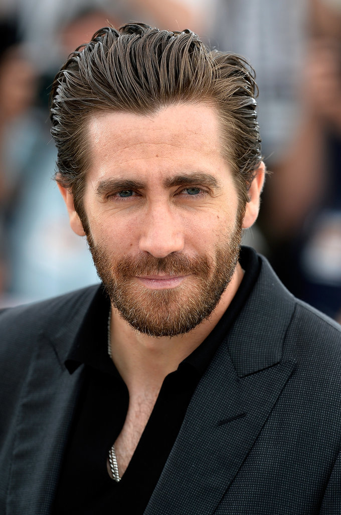 Gyllenhaal S Killer Hair At Cannes Film Festival How To
