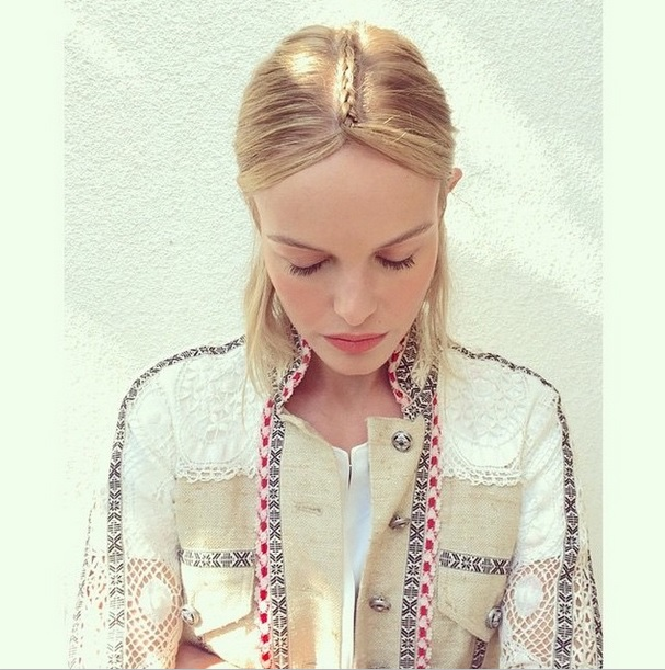 Kate-Bosworth-Center-Part-Braid-Coachella