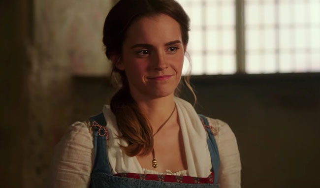 Emma's Town Ponytail Hairstyle